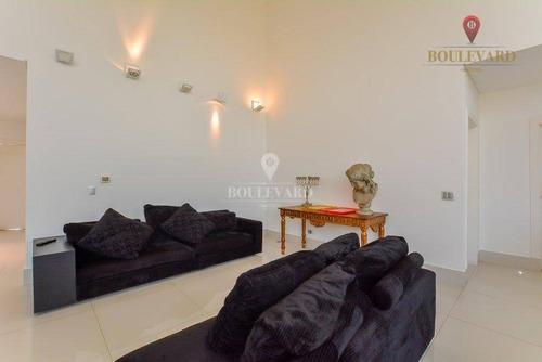 casa térrea no alphavilhe vende com conceito moderno - pinhais - ca0110