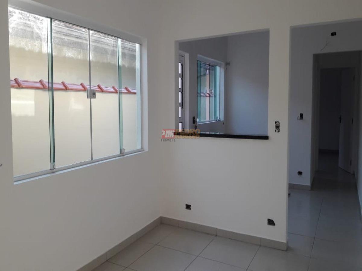 casa terrea no bairro assuncao em sao bernardo do campo com 02 dormitorios - v-29608