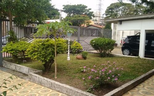 casa térrea no bairro do parque continental - são paulo - sp, com 368 m² de área construída sendo 4 dormitórios sendo 2 suítes , sala, cozinha, 3 banheiros e 3 vagas de garagens