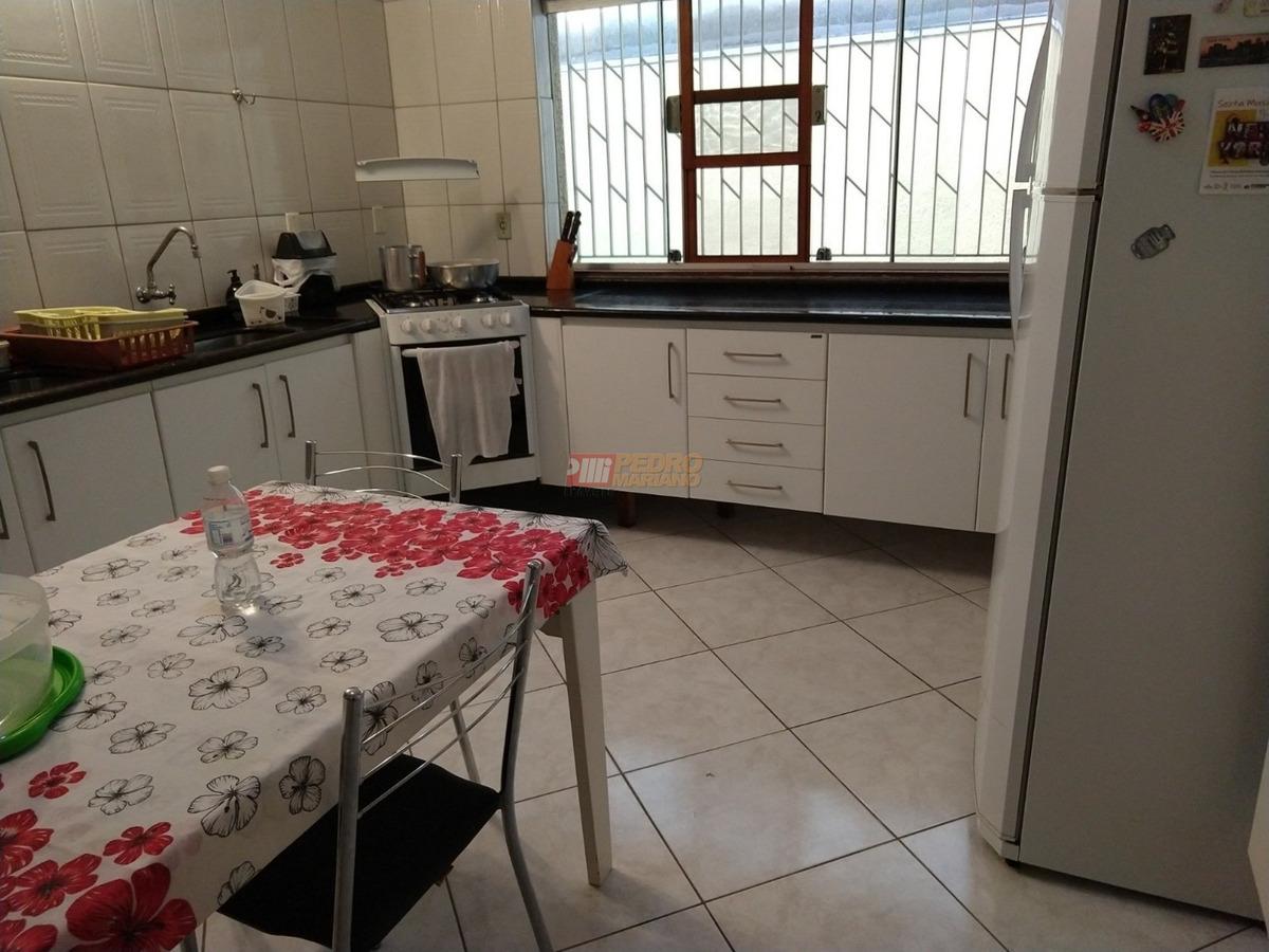 casa terrea no bairro rudge ramos em sao bernardo do campo com 03 dormitorios - v-29629