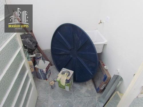 casa térrea no sacomã com 1 dormitório e 1 vaga | m1497