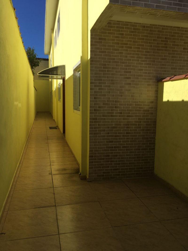 casa térrea nova ao lado do horto municipal - 846