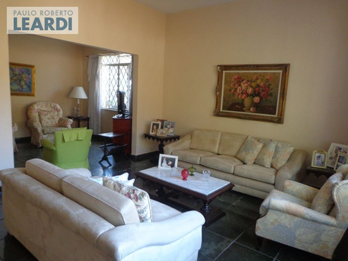 casa térrea pacaembú  - são paulo - ref: 502866