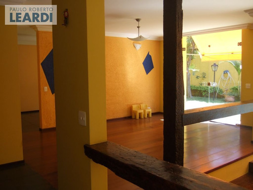 casa térrea panamby  - são paulo - ref: 358574