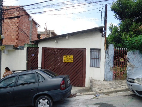 casa térrea para alugar no butantã fl62