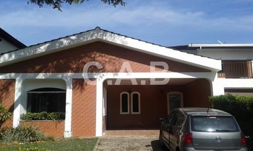 casa térrea para locação alphaville residencial 4 - 7596