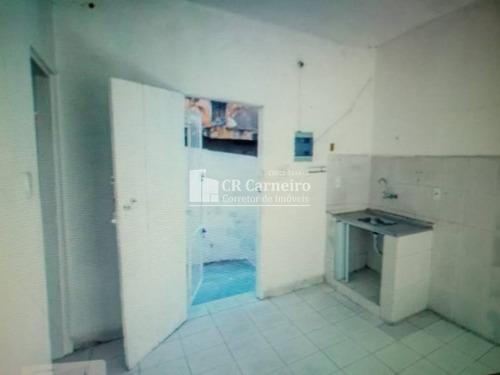 casa térrea para locação no bairro penha de frança, 1 dorm, 30 m - 1543