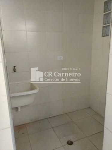 casa térrea para locação no bairro penha de frança, 1 dorm,  50 m - 1392