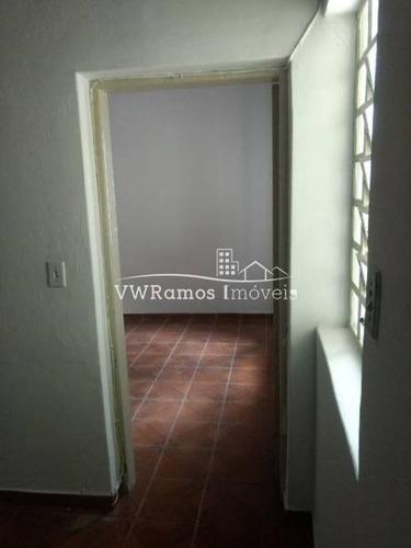 casa térrea para locação no bairro vila formosa, 1 dorm, 1 sala, 1 cozinha0 vagas, 60 m - 463