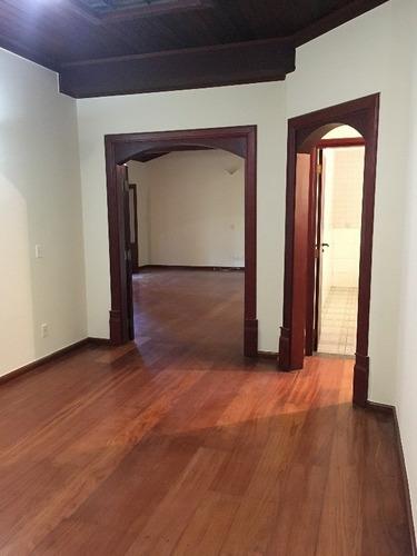 casa térrea para locação, san conrado - sousas - ca01062
