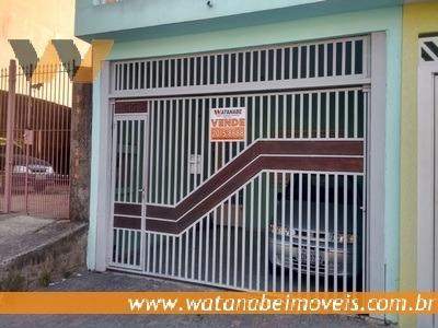 casa térrea para venda - jd. tiete - ref 12640