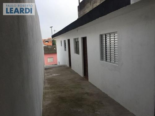 casa térrea parque pinheiros - taboão da serra - ref: 537927