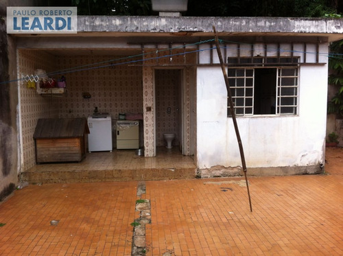 casa térrea parque santo eduardo - são paulo - ref: 457432