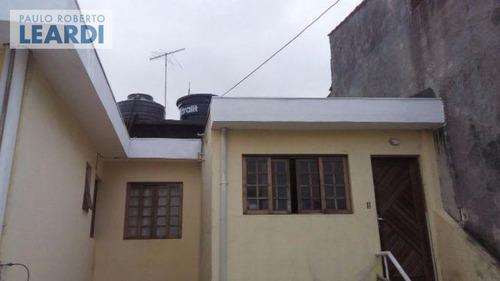 casa térrea penha - são paulo - ref: 489694