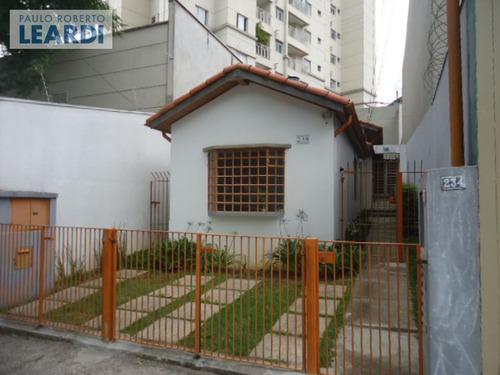 casa térrea pinheiros  - são paulo - ref: 528176