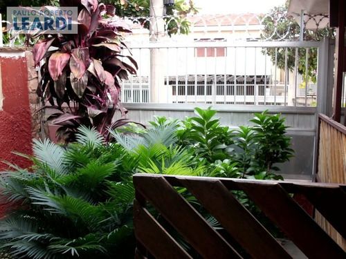 casa térrea planalto paulista  - são paulo - ref: 427269