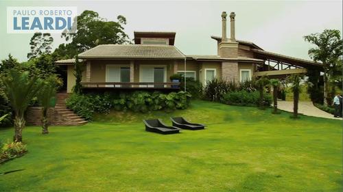 casa térrea quintas do ingaí - santana de parnaíba - ref: 428250