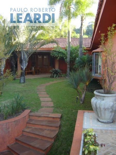 casa térrea real parque  - são paulo - ref: 244219