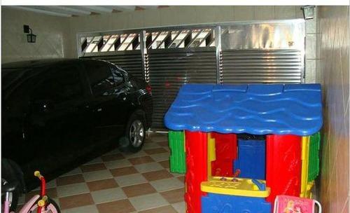 casa térrea = reformada = duas vagas de garagem = piscina = churrasqueira - ca0117