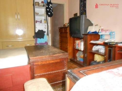casa  térrea residencia, 02 dorm 02 gar e demais dependêcias, precisa de reforma total, proxima do hospital pedreira - ca0041