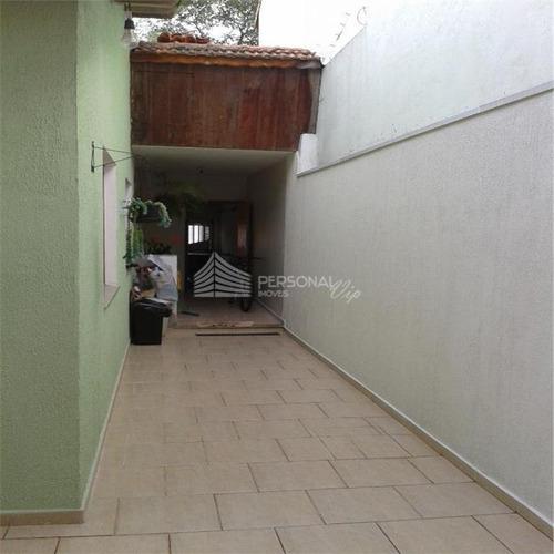 casa térrea residencial à venda, jardim hollywood, são bernardo do campo. - ca0002