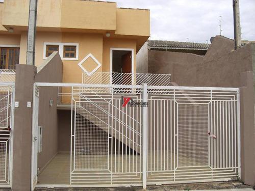 casa terrea residencial à venda, jardim jaraguá, próximo da avenida lucas nogueira garces, atibaia. - ca1045