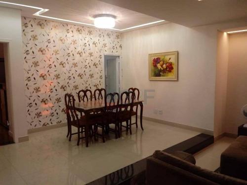 casa térrea residencial à venda, swiss park, campinas. - ca4454