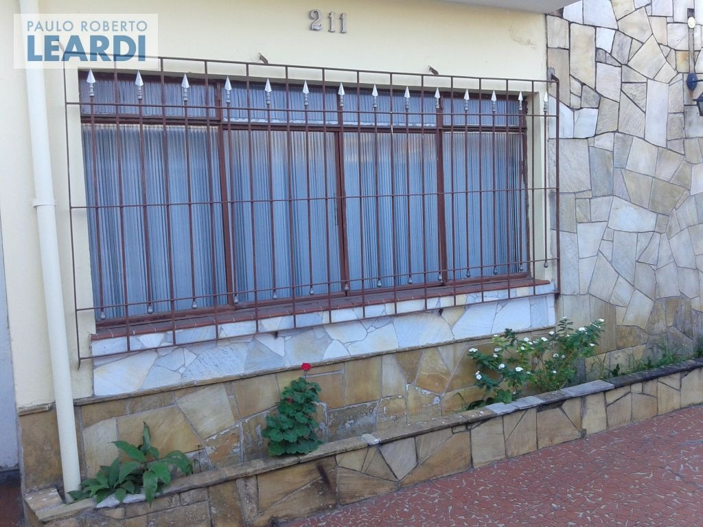 casa térrea santana - são paulo - ref: 438159