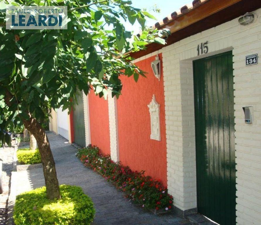 casa térrea santana - são paulo - ref: 483070