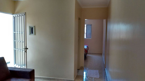 casa térrea semi-nova em itanhaém. ref. 898