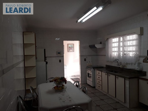 casa térrea utinga - santo andré - ref: 553747