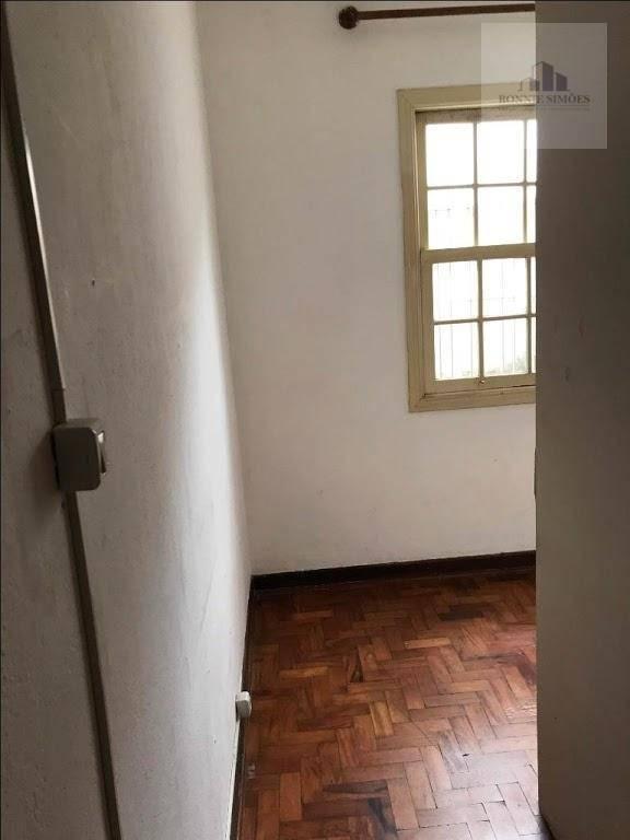 casa térrea, à venda, santana, ótima para fazer retrofit,  reformar para investimento, zona norte, rua eng. mac lean - ca0116
