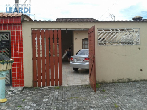 casa térrea vila anhanguera - mongaguá - ref: 471888