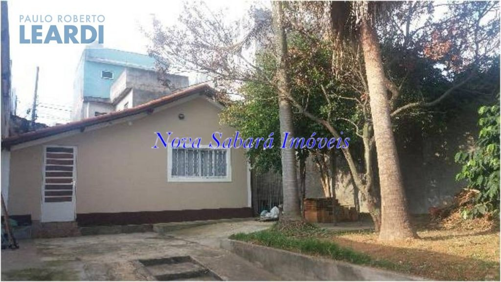 casa térrea vila campo grande - são paulo - ref: 529189