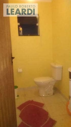 casa térrea vila cecília maria - santo andré - ref: 552164