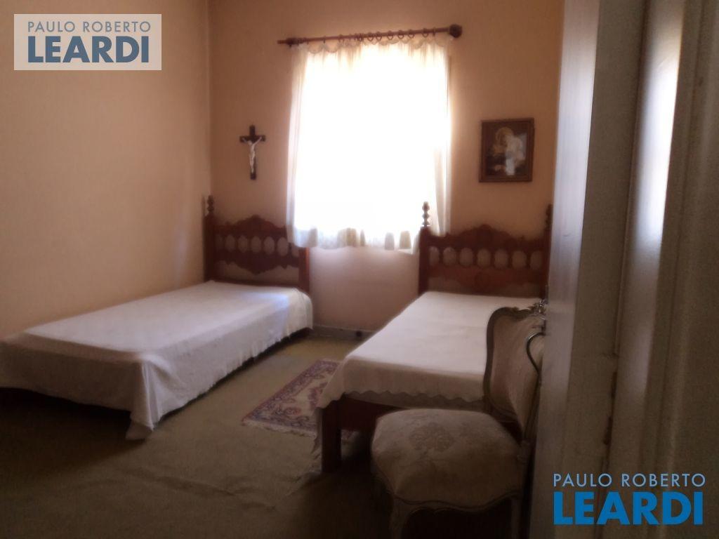 casa térrea vila clementino  - são paulo - ref: 555658