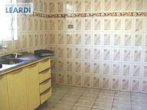 casa térrea vila dora - santo andré - ref: 545108