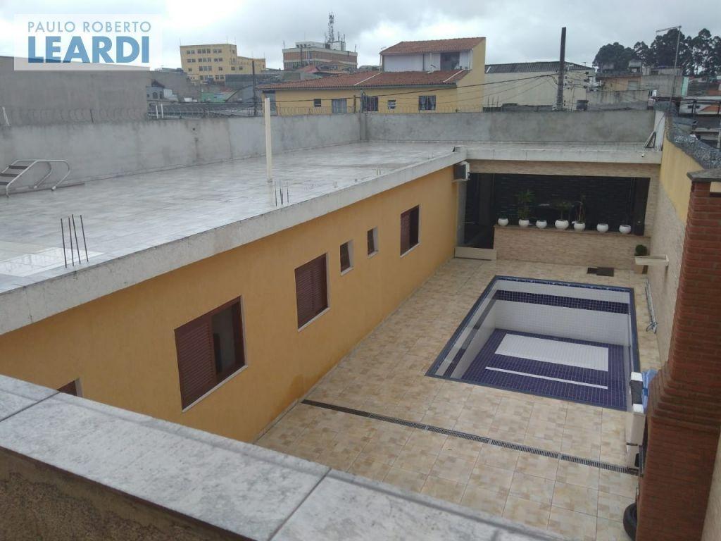 casa térrea vila guarani - são paulo - ref: 559793