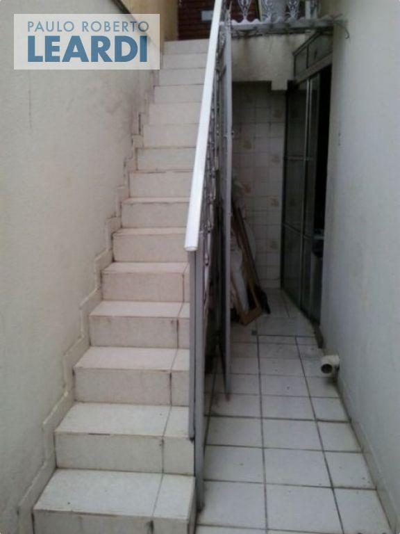 casa térrea vila guilherme - são paulo - ref: 445086