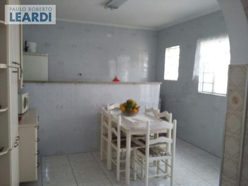 casa térrea vila guiomar - santo andré - ref: 545011
