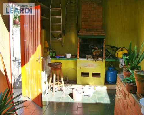 casa térrea vila mariana  - são paulo - ref: 497058