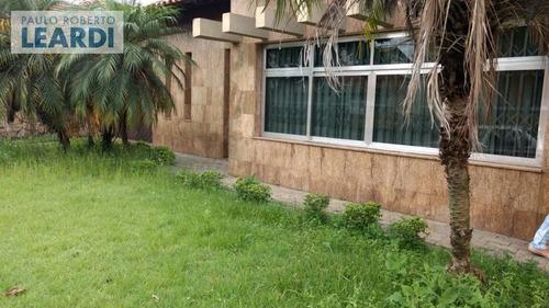 casa térrea vila rosália - guarulhos - ref: 494874