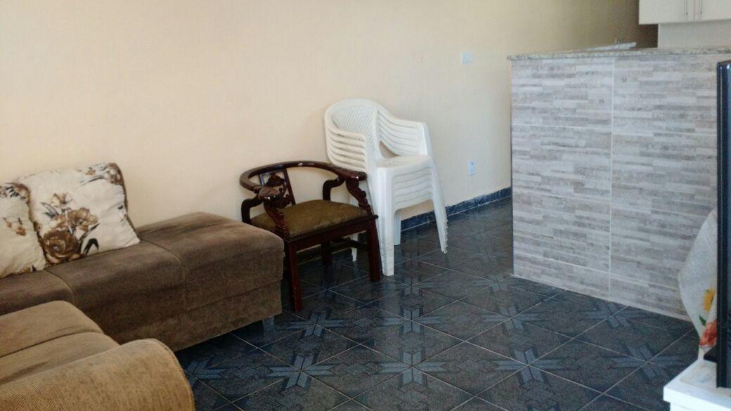 casa terreno 5x40 mts, 1 dorm mongaguá  aceita financiamento
