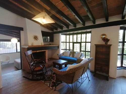 casa típica vallesana recién remodelada.
