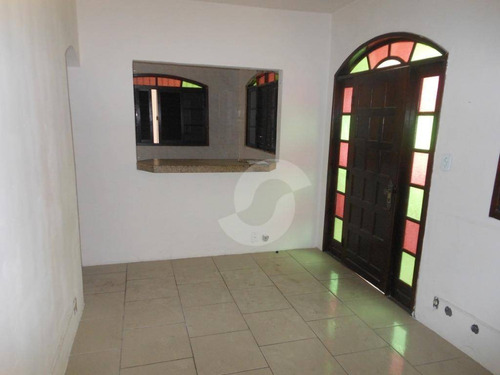 casa  tipo apartamento de 3 quartos na zé garoto, são gonçalo - ca1456