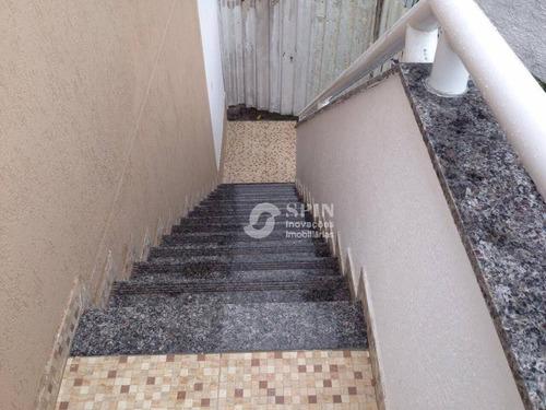 casa tipo apartamento em condomínio - ca0021