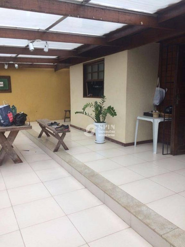 casa tipo chalé na estância de pendotiba - ca0110