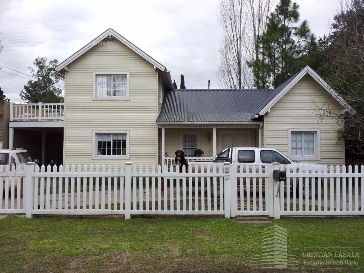 casa tipo chalet olds country - villa gobernador udaondo