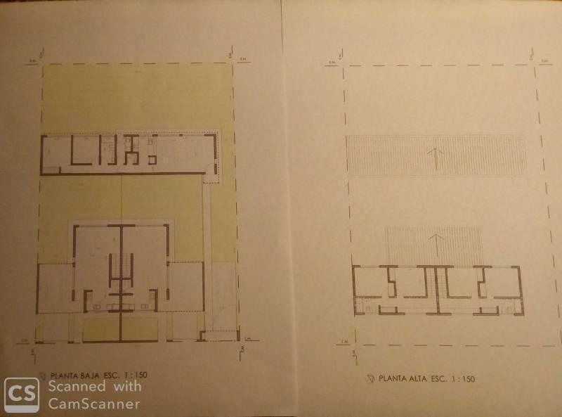 casa tipo dúplex en venta de dos dormitorios, garage y patio