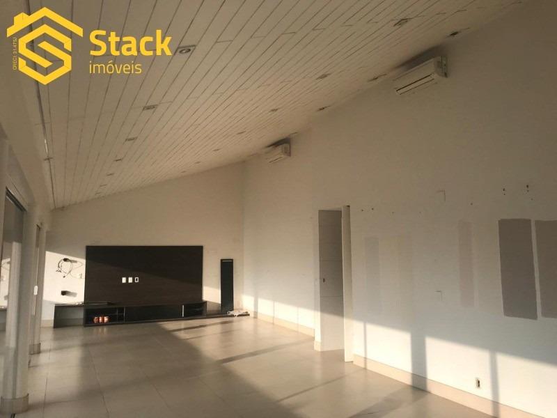 casa tipo sobrado alto padrão a venda/locação em jundiaí no loteamento chácara malota - ca01123